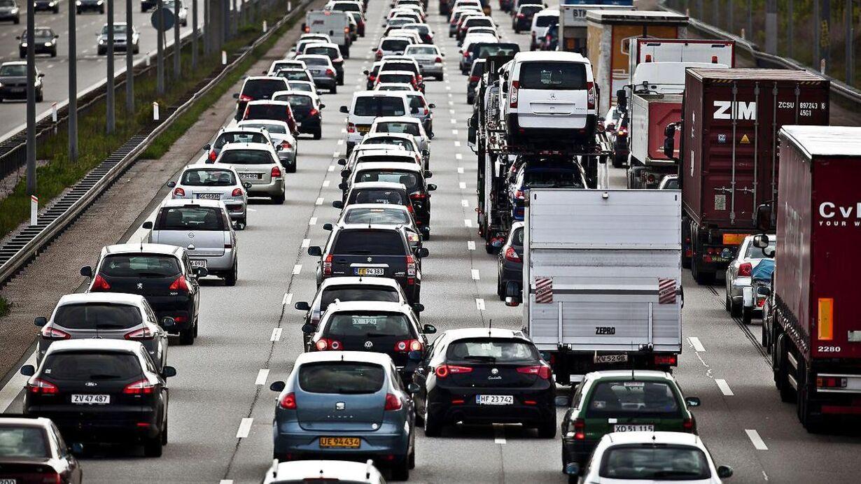 Fredag: Vejafgift for udlændinge kan være i strid med EU-retten