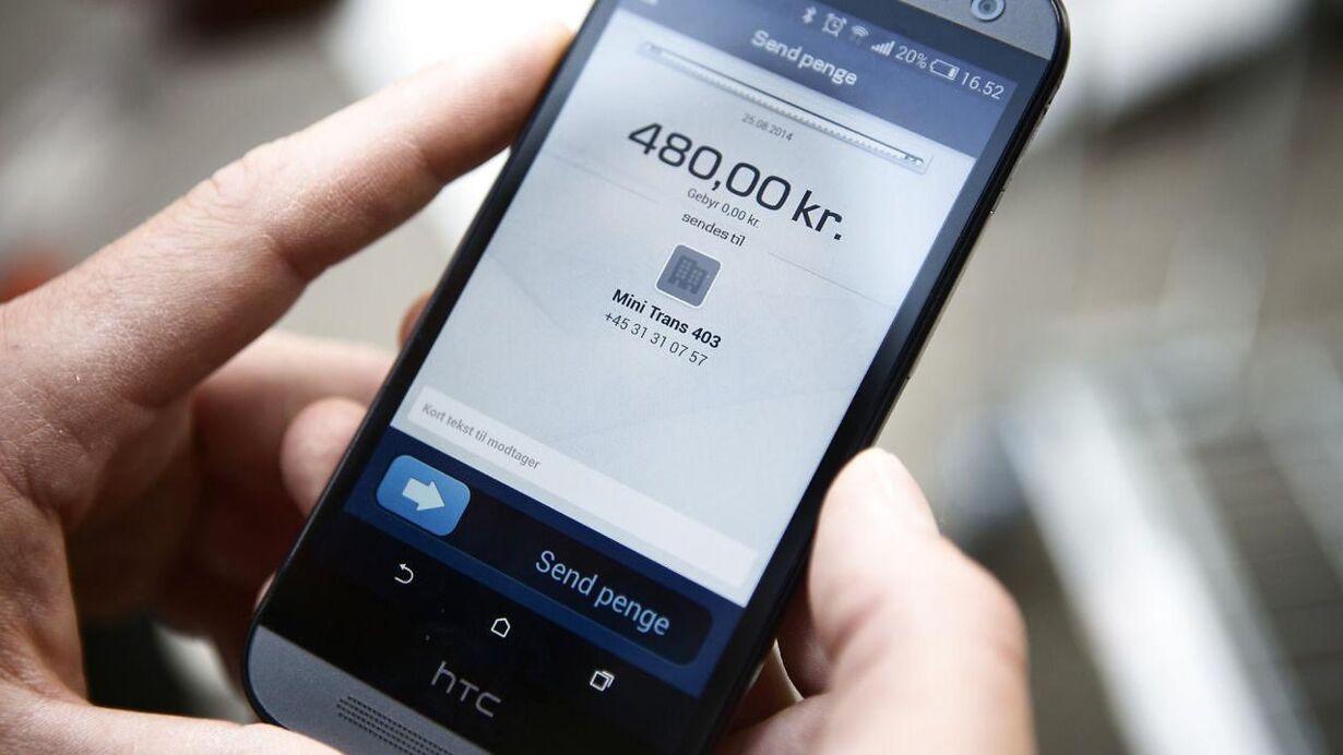 Onsdag - MobilePay