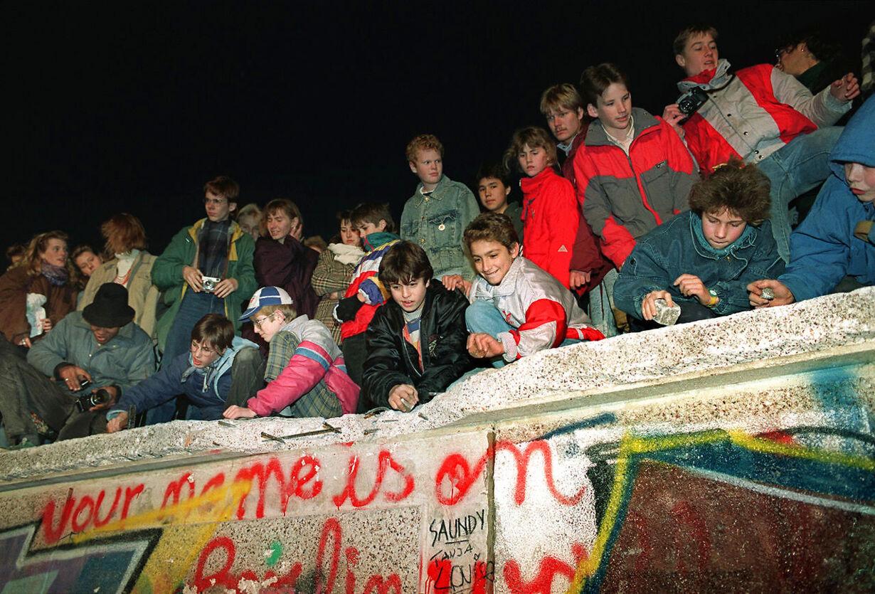 GERMANY-WALL-COMMUNISM