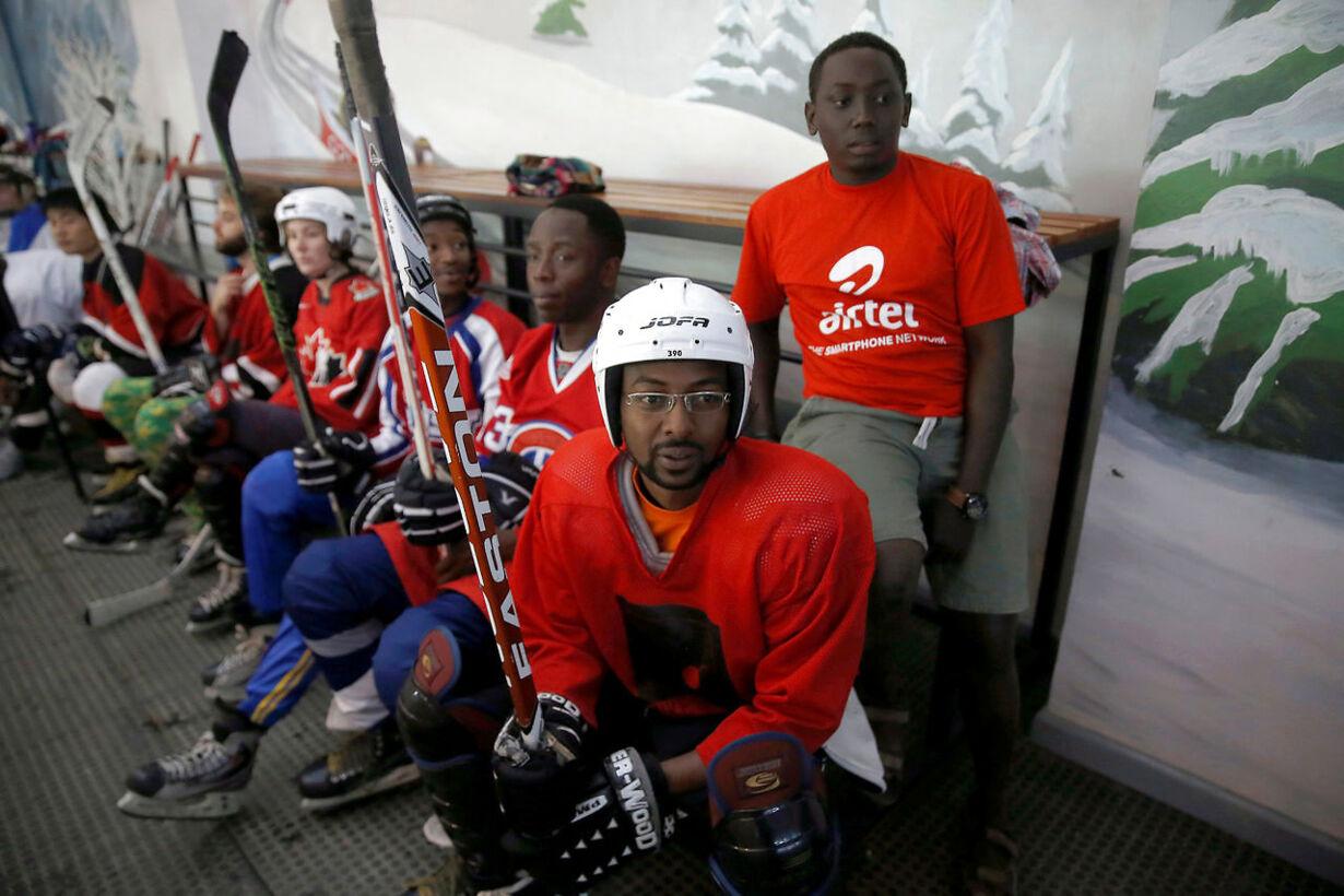 Kenya skøjt