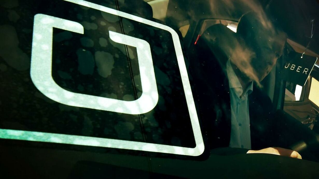 Mandag - megabøder til Uber