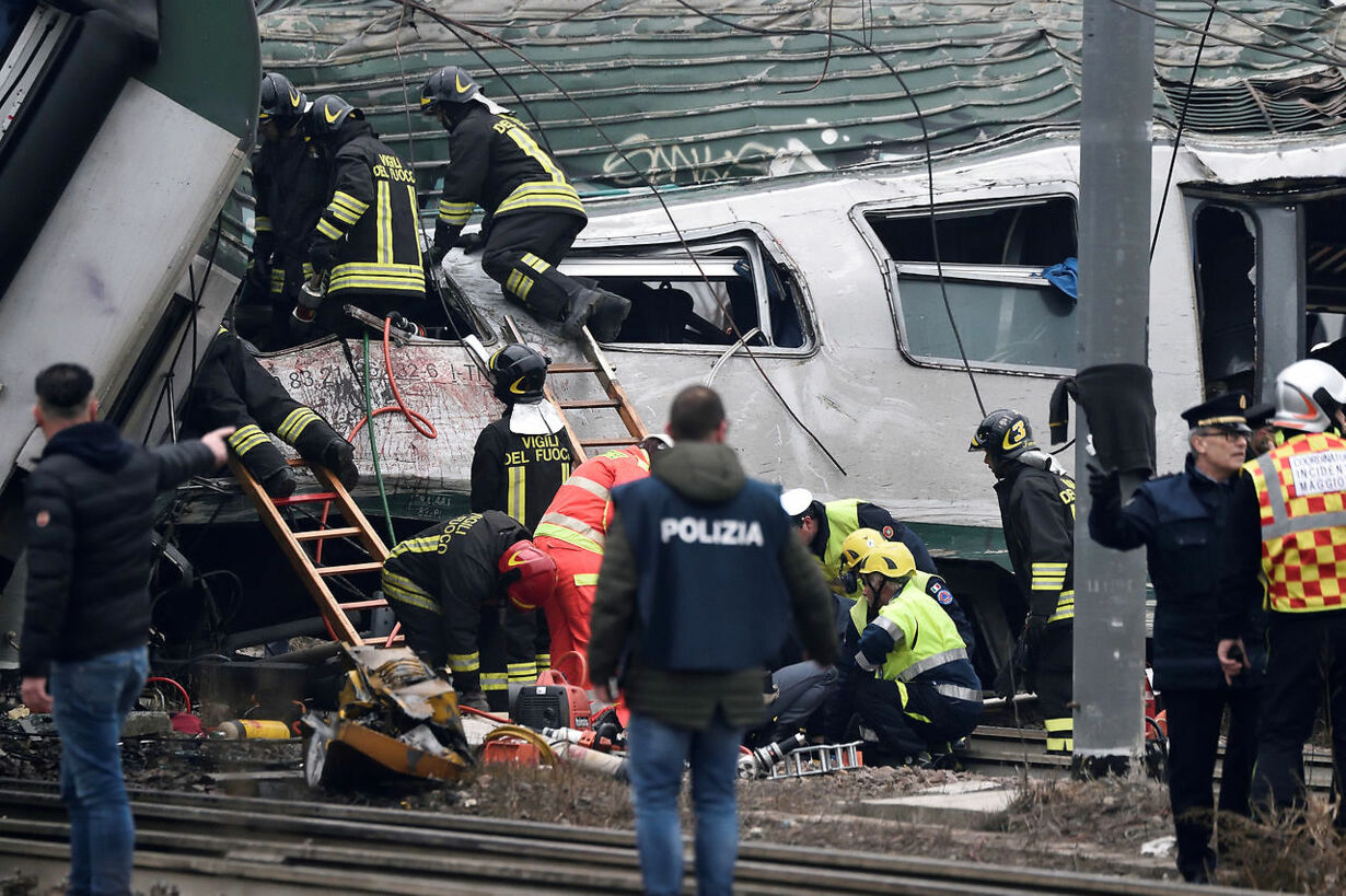ITALY-ACCIDENT/TRAIN
