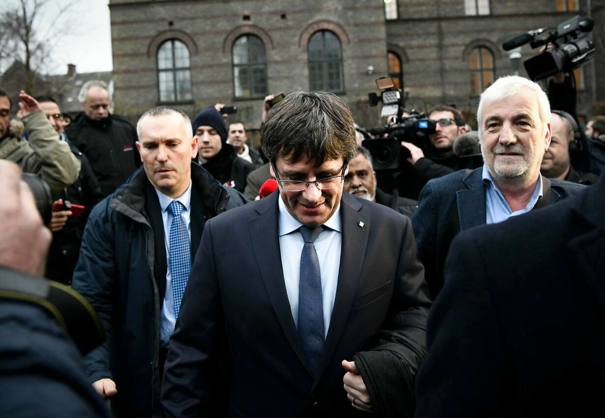 DENMARK-SPAIN-CATALONIA-POLITICS-DIPLOMACY