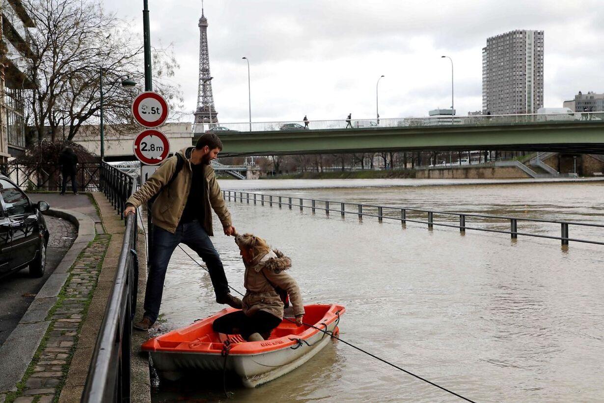 FRANCE-WEATHER-FLOODS