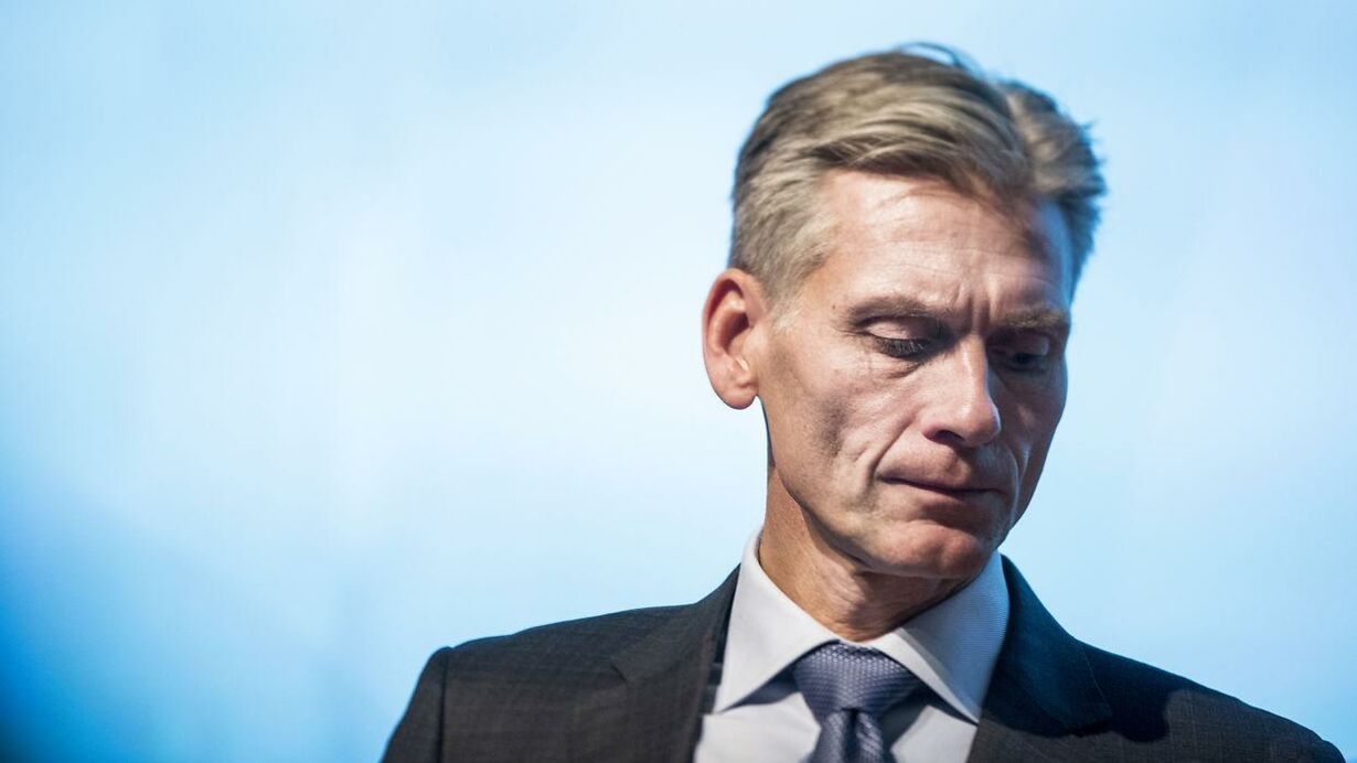 Mandag: Danske bank