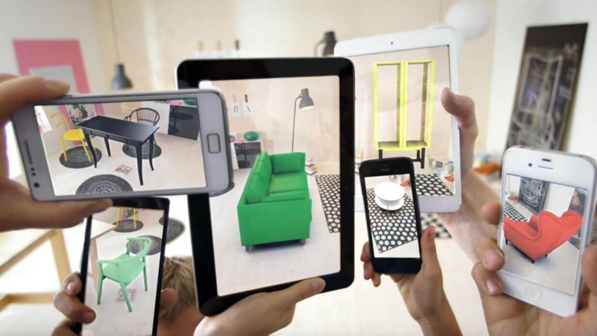 Fredag: Ikea AR-teknologi