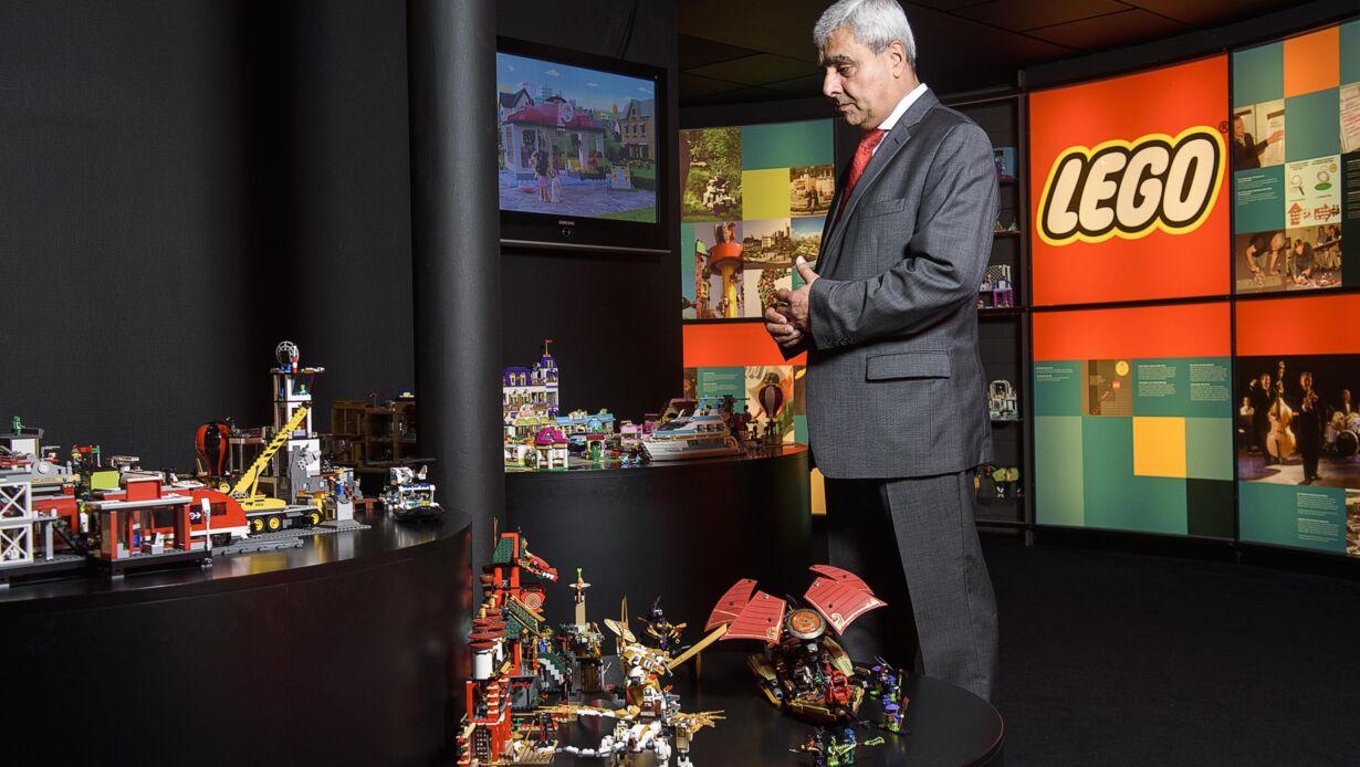 Tordag: Portræt af et suverænt image: Lego vinder det hele