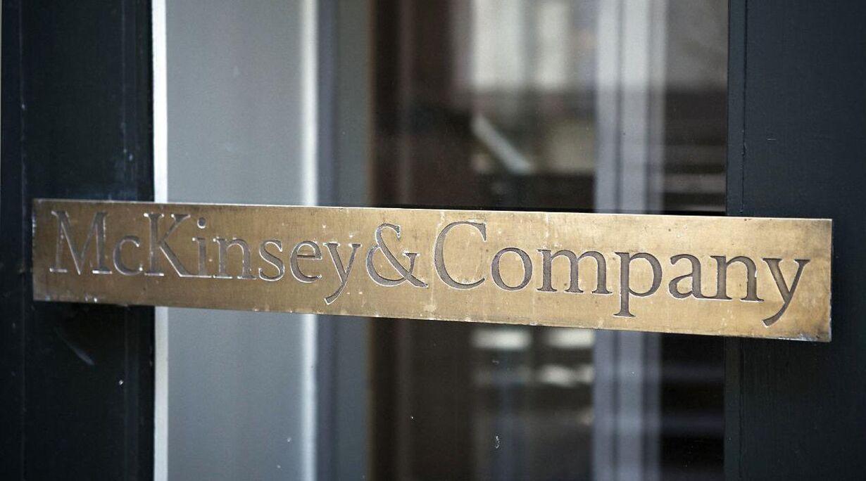Fredag: Katastrofe-regnskab fra konsulentkongerne McKinsey