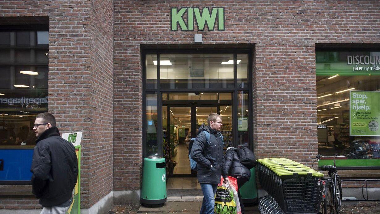 Torsdag - Kiwi / Dansk Supermarked