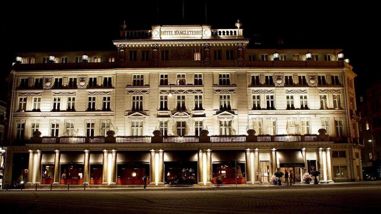 Fredag - Hotel d'Angleterre