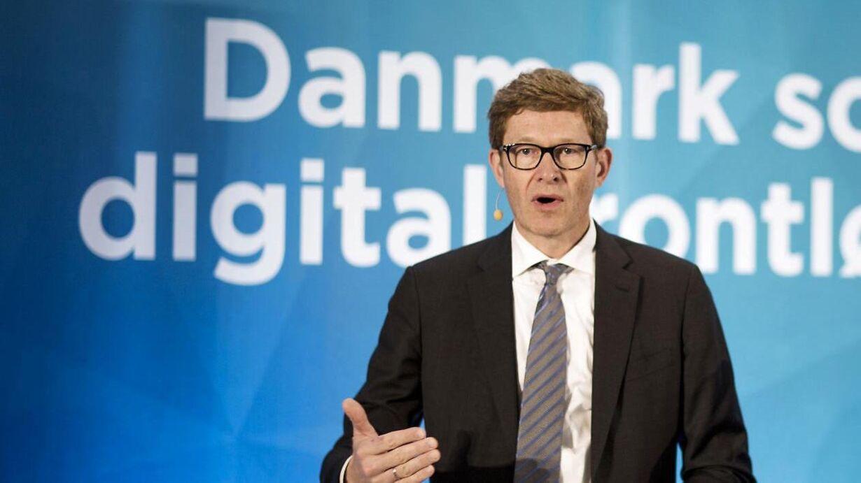 Onsdag - Danfoss-boss takker af med den højeste vækst i 25 kvartaler
