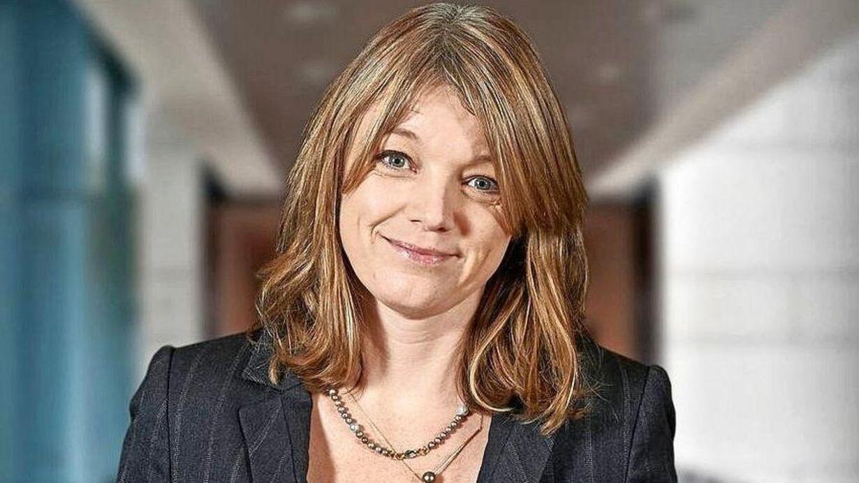 Anne Buchardt, chef for opsparing og pension i Nordea.