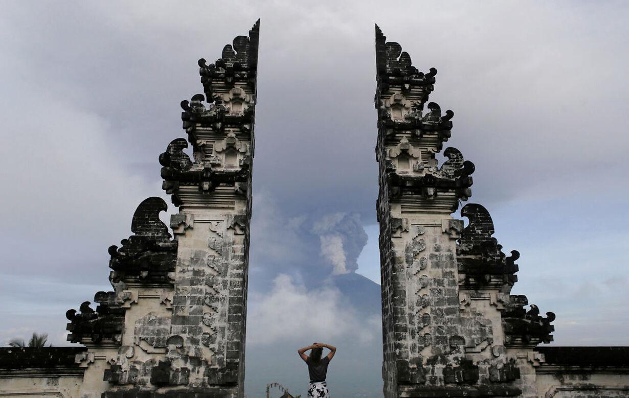 INDONESIA-VOLCANO/
