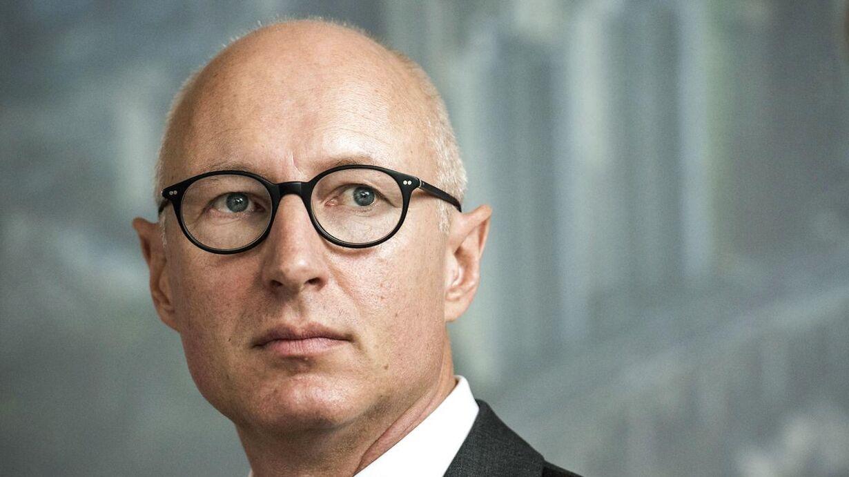 Diverse fødselsdage Lars Rebien Sørensen stopper som top chef