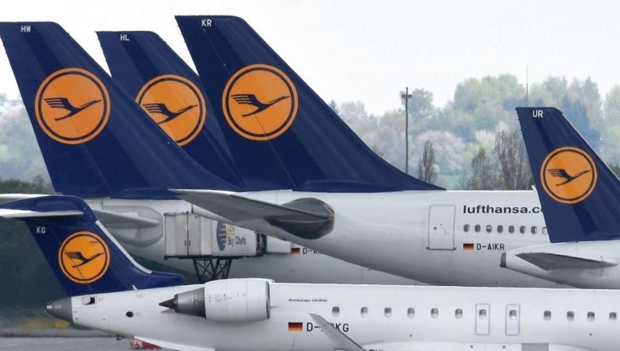 Tirsdag - Lufthansa