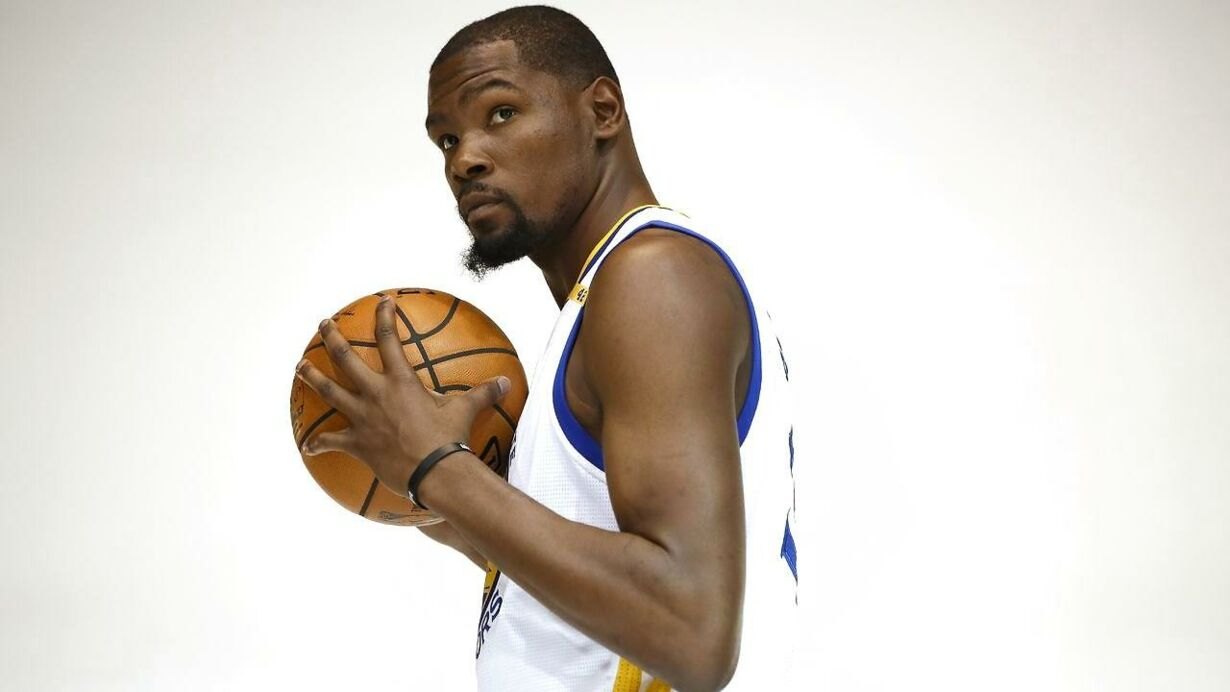 6. Kevin Durant