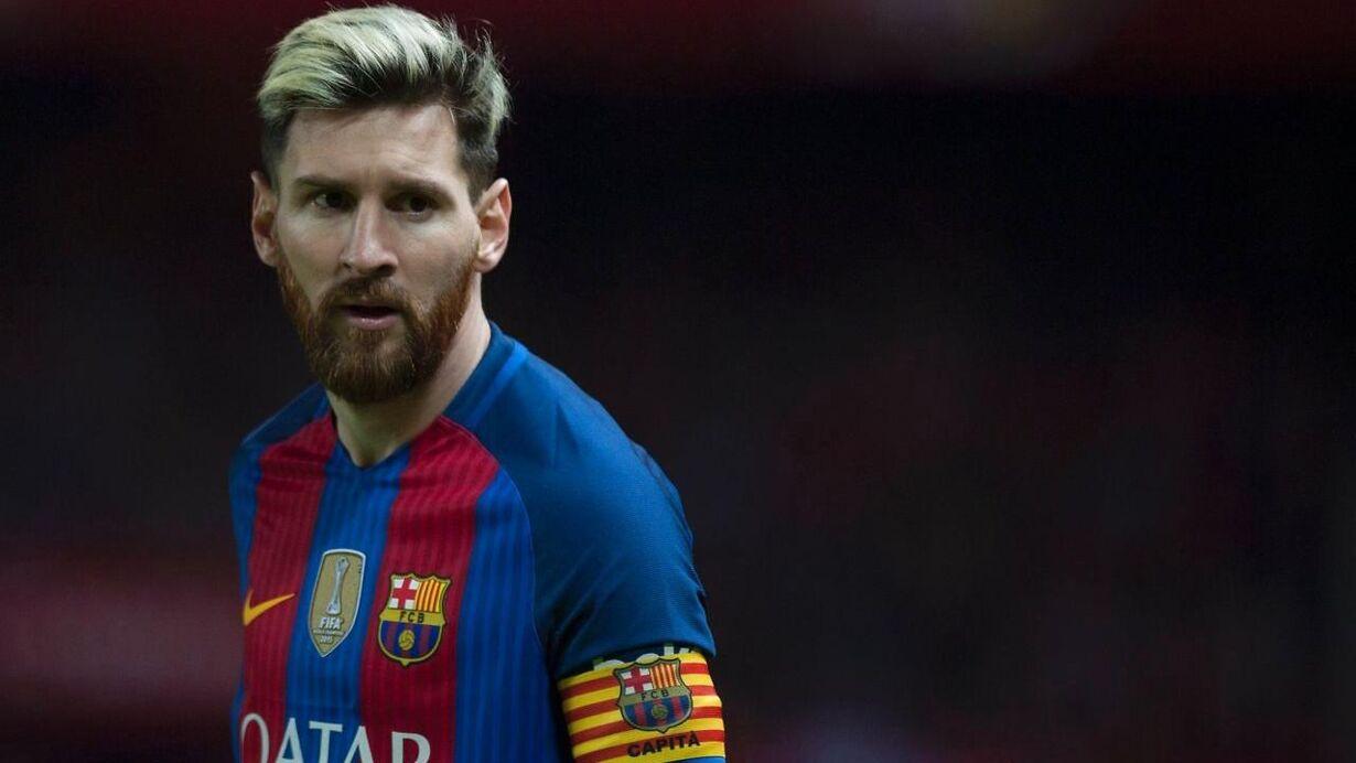 3. Lionel Messi
