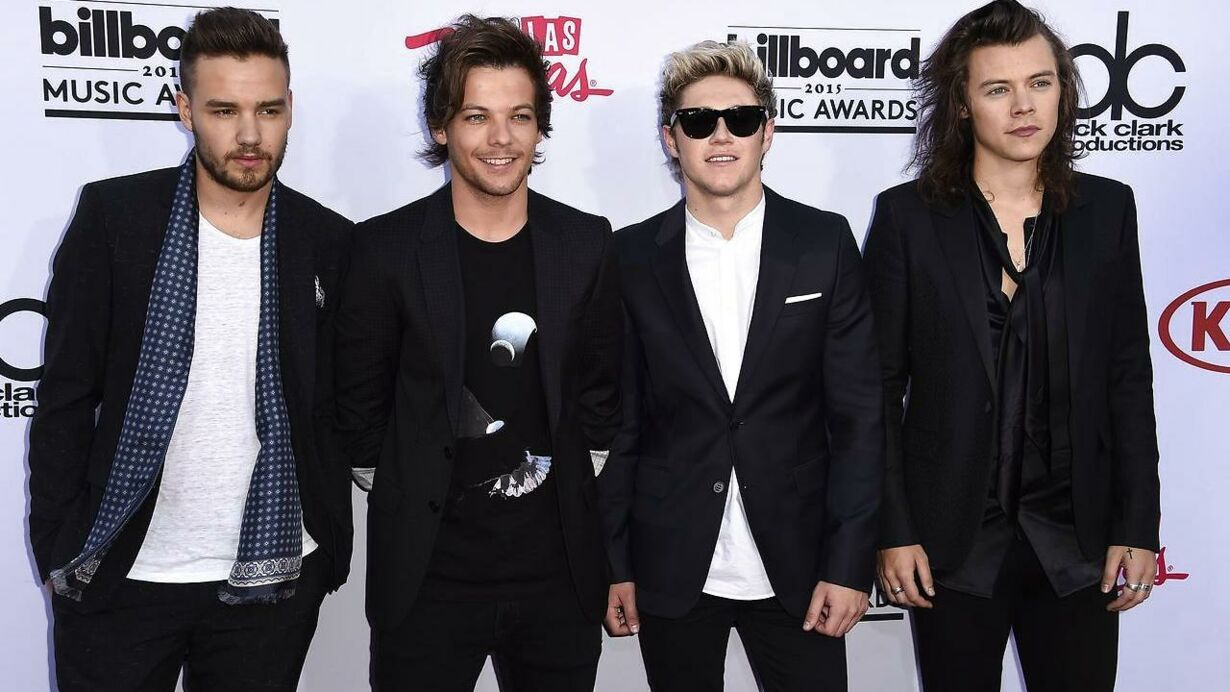 2. One Direction