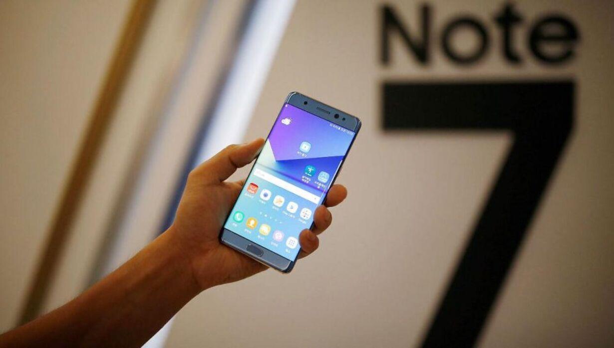 Mandag - Samsung