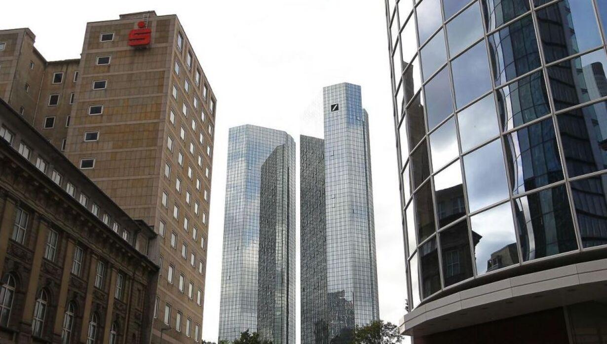 Fredag - Deutsche Bank