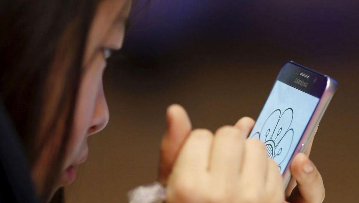 mandag - smartphone krig