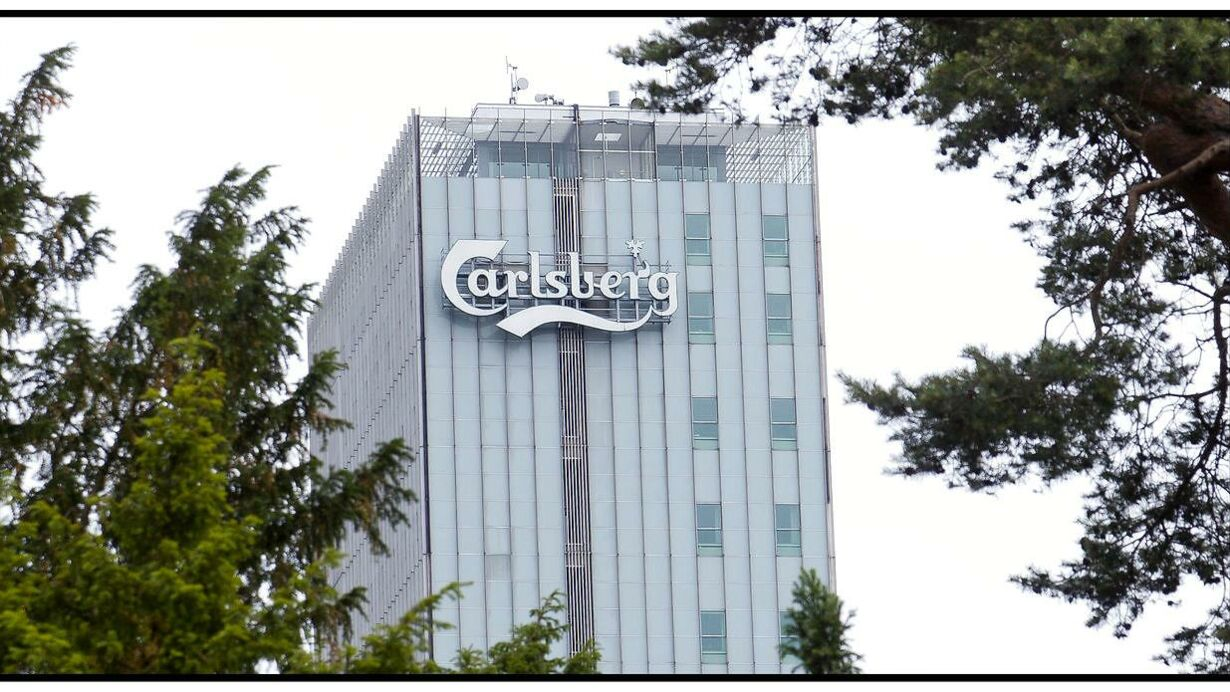 Onsdag - Carlsbergs halvårsregnskab