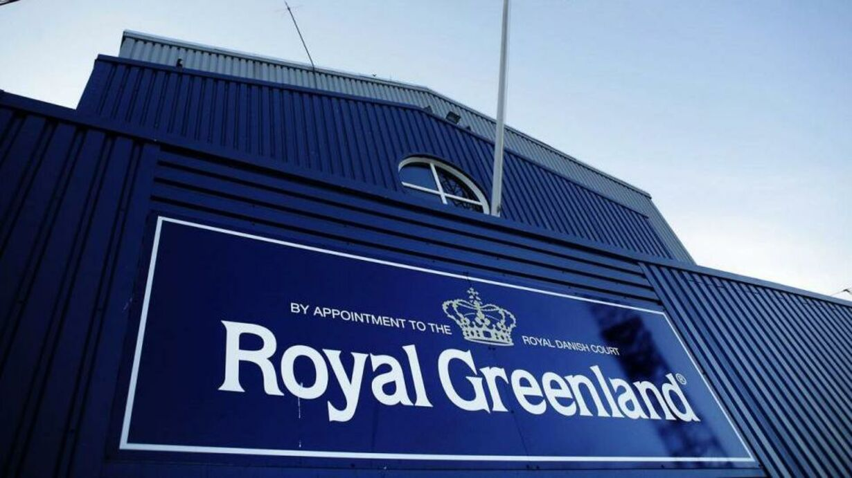 Tirsdag - Royal Greenland