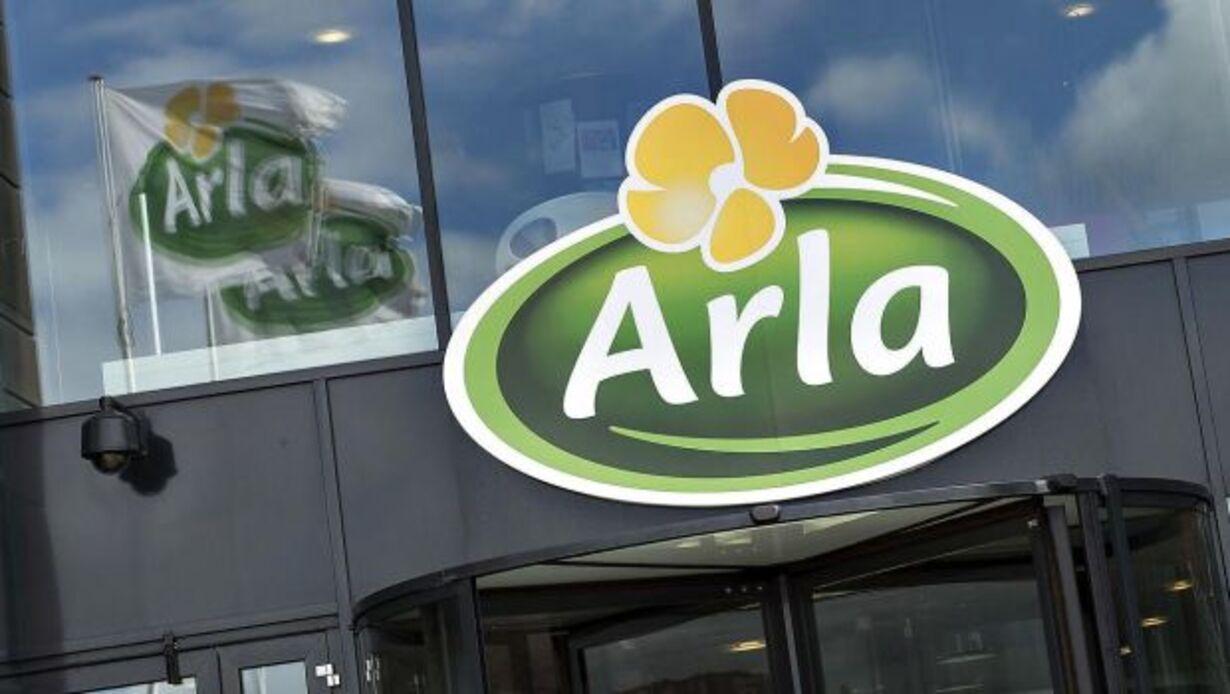 Fredag - Arla