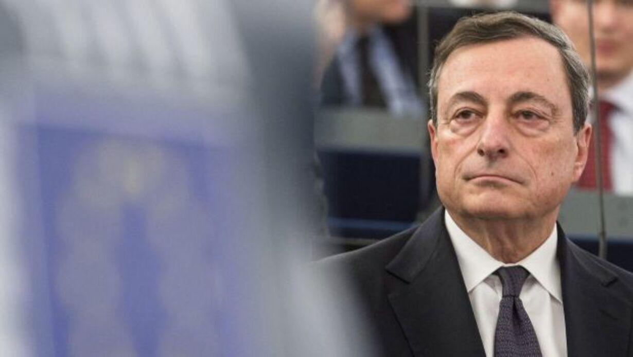 Mandag - Mario Draghi