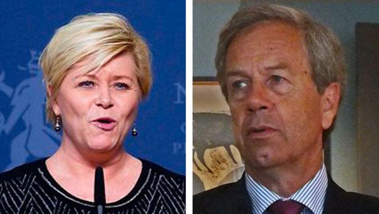 Fredag - Centralbankchef advarer nordmændene: »Winter is coming«