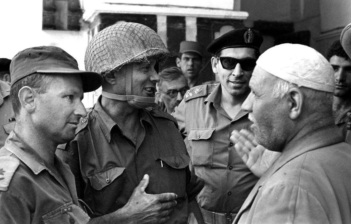 FILES-ISRAEL-PALESTINIAN-6DAY WAR-50YEARS
