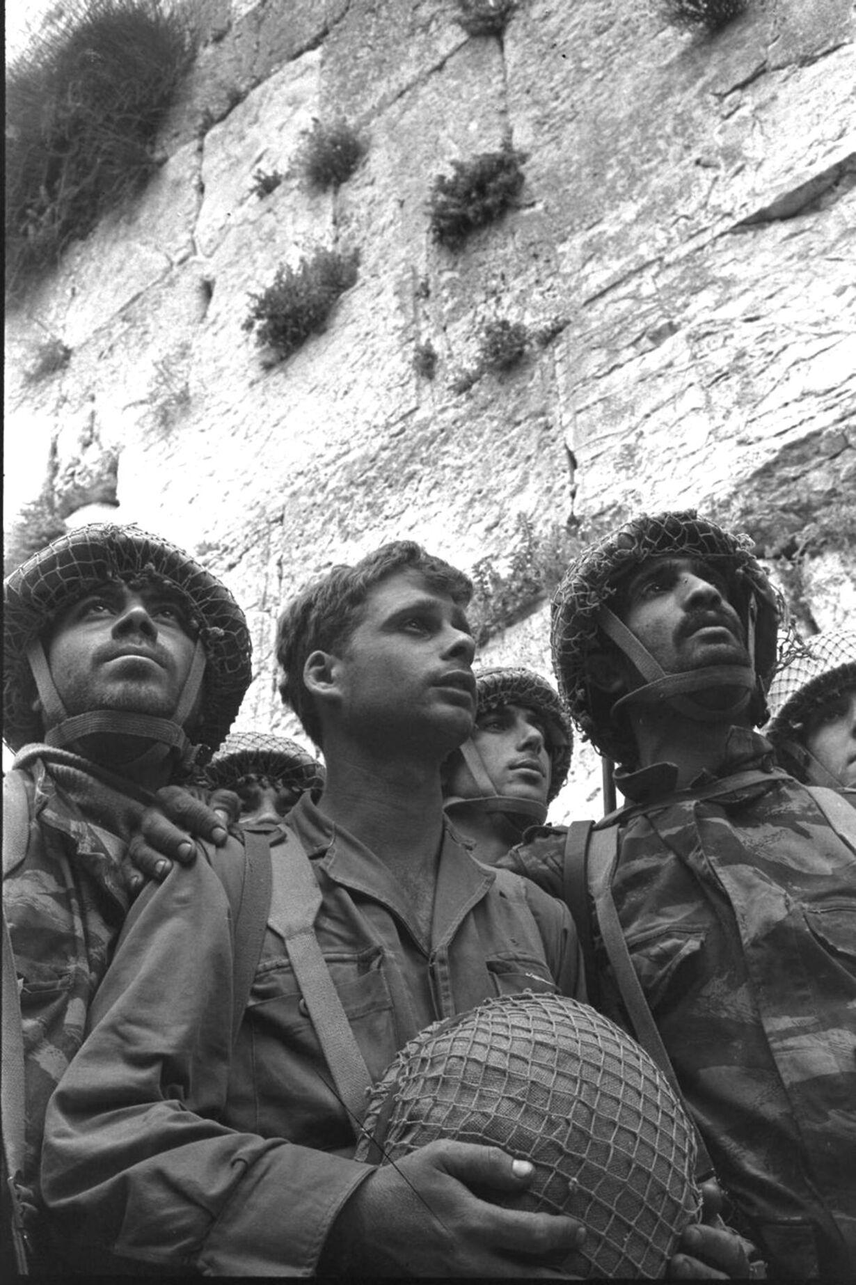 FILES-ISRAEL-PALESTINIAN-6DAY WAR-50 YEARS