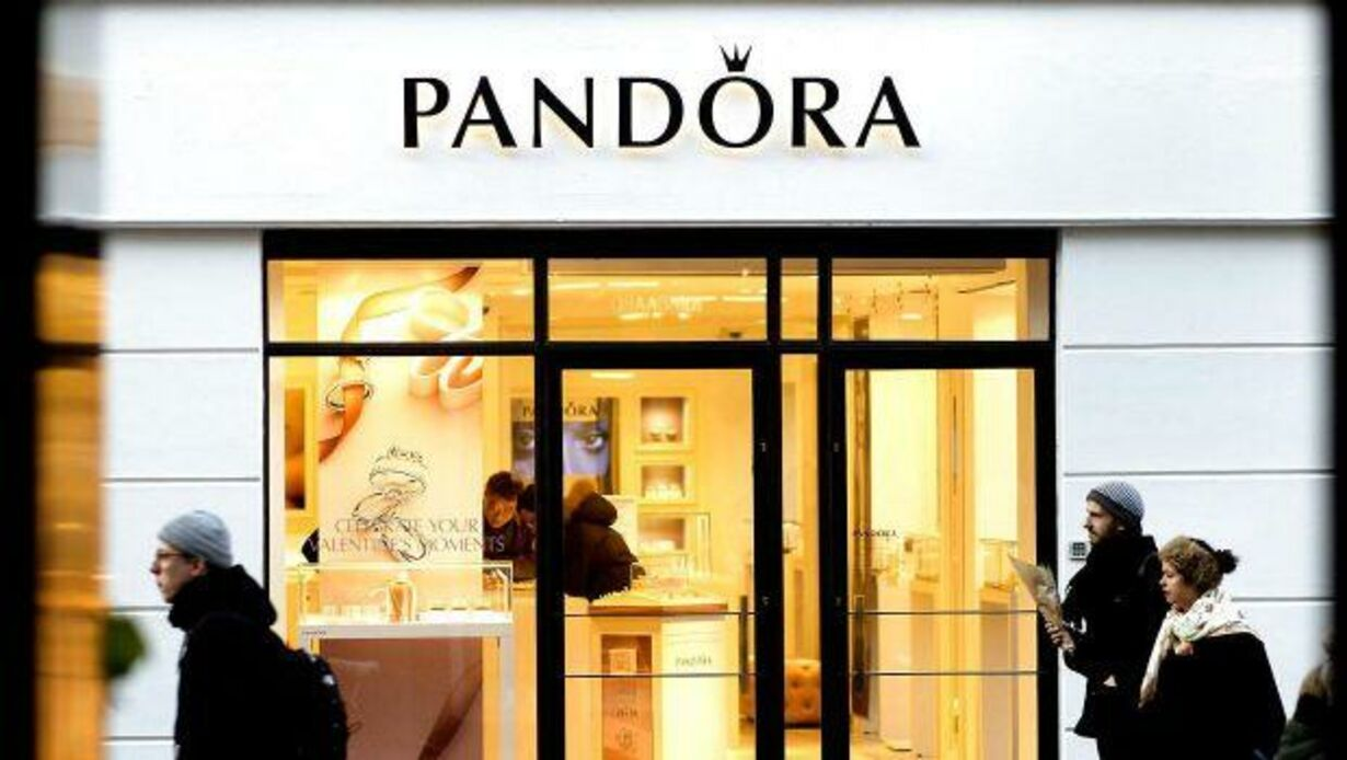 Tirsdag - Pandora
