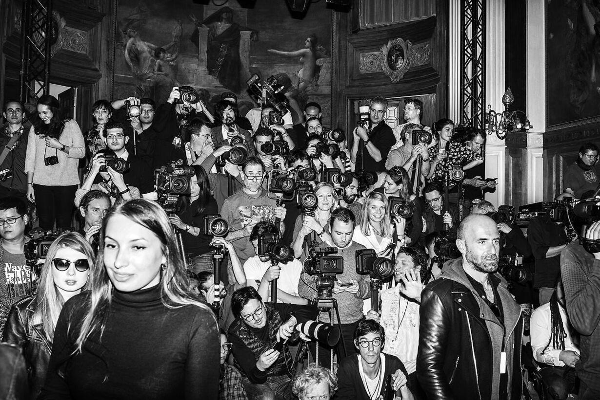 Show i Paris, 2015