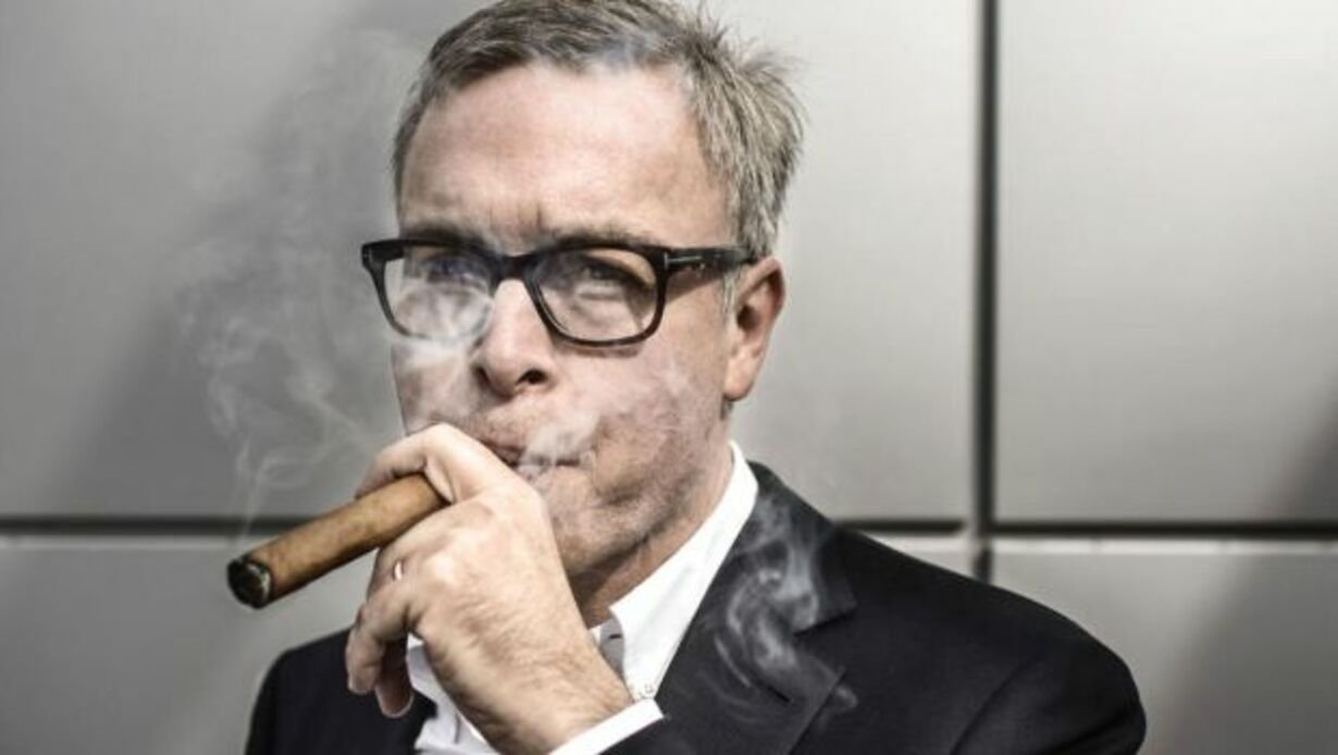 Torsdag: Tobakskonge