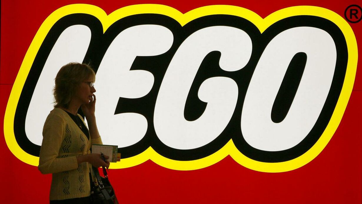 Fredag: Lego