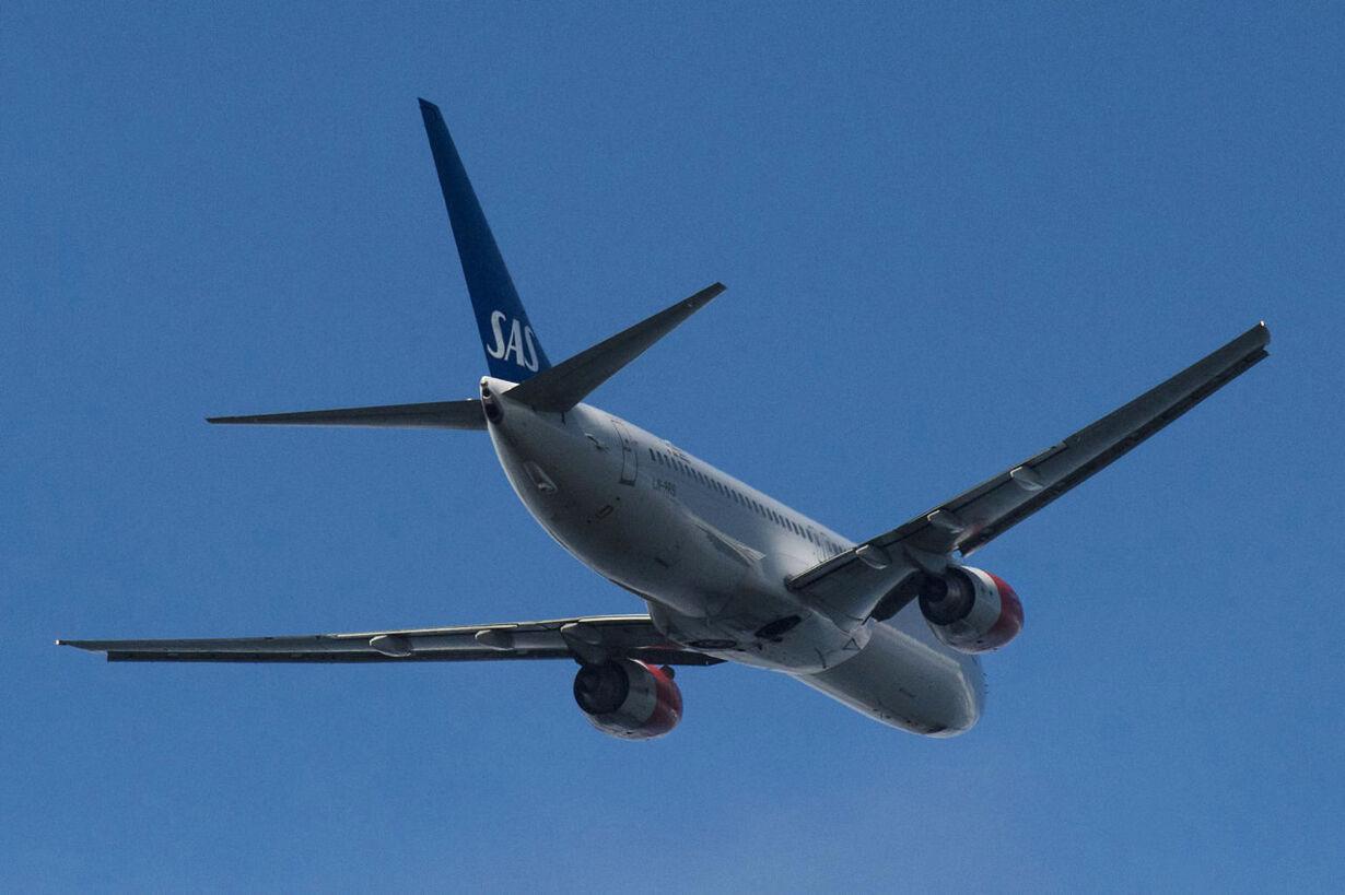 Onsdag: SAS leverer igen overskud