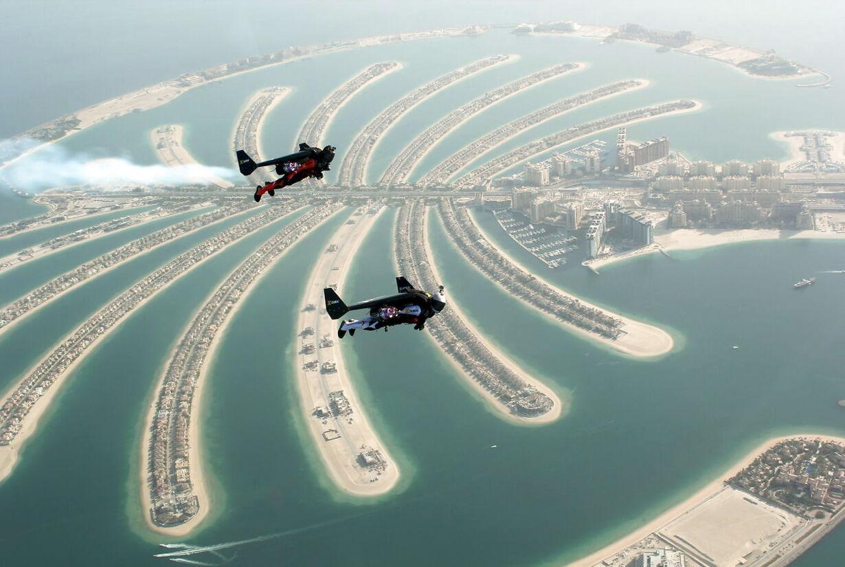 Fantastiske billeder af jorden set fra luften
