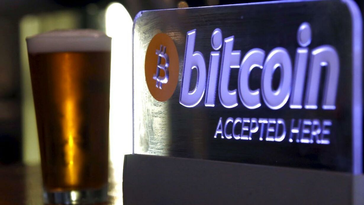 Torsdag - Bitcoin