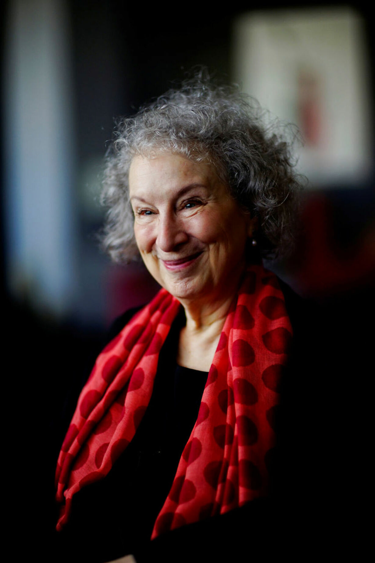 Forfatter Margaret Atwood