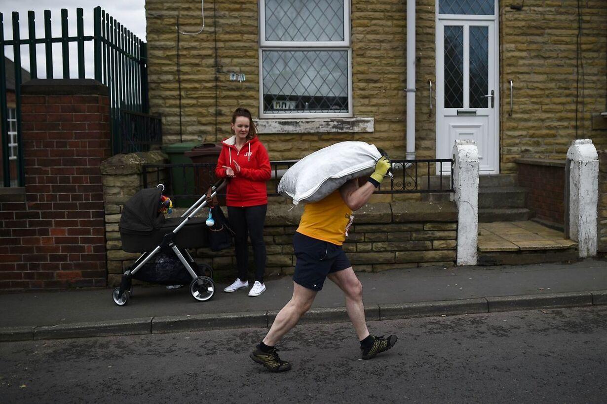Kul-løb i England