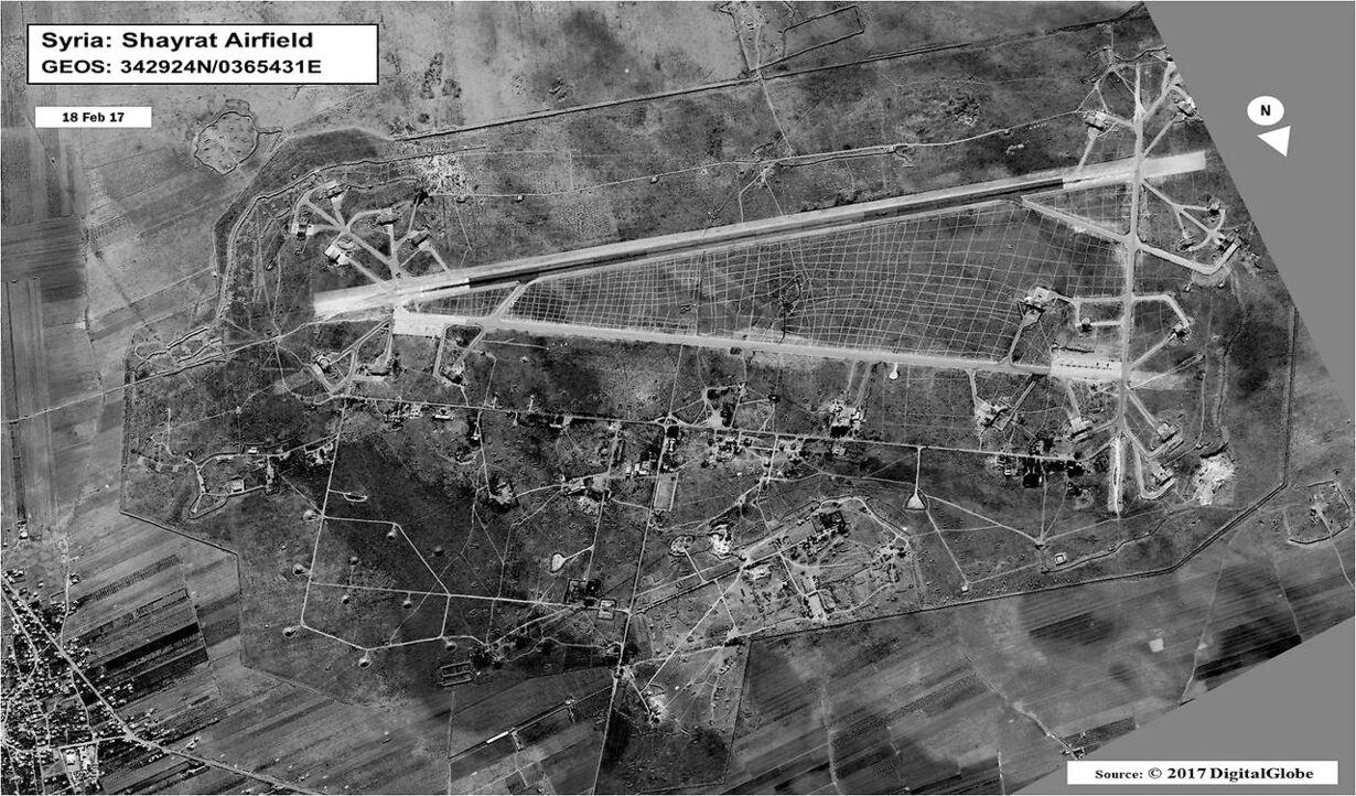 USA slår igen med missiler mod Syrien