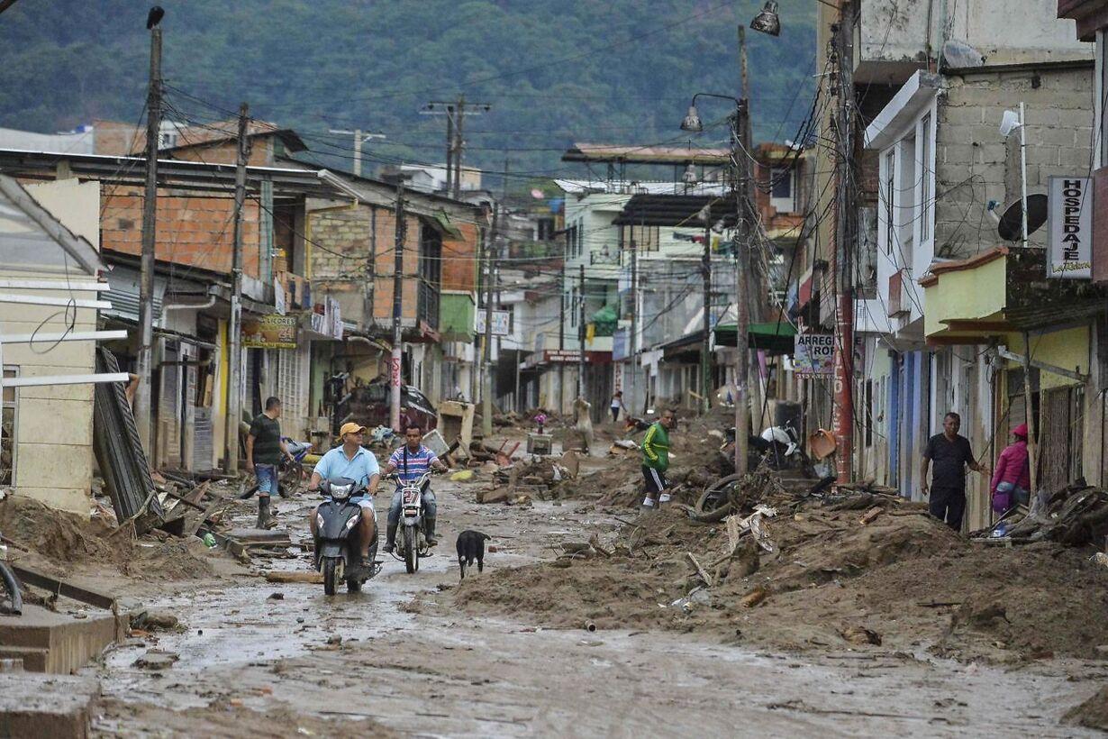 COLOMBIA-RAINS-MUDSLIDES