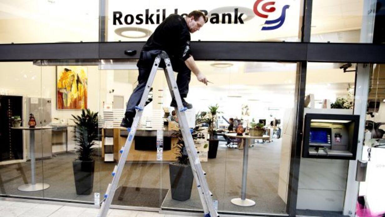 Torsdag: Roskilde Bank