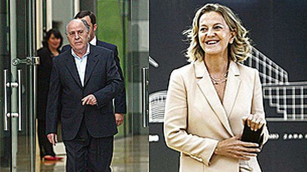 2. Amancio Ortega Gaona og Flora Perez Marcot