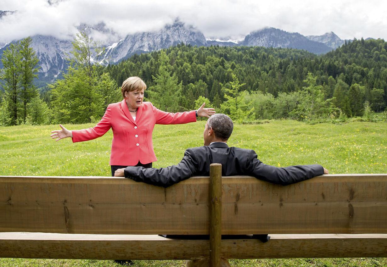 Obama takker af