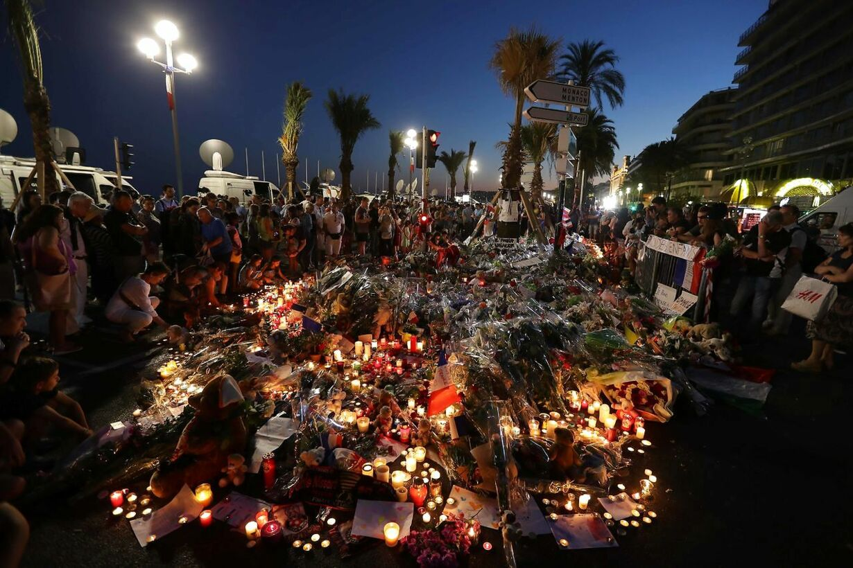Ofrene i Nice mindes