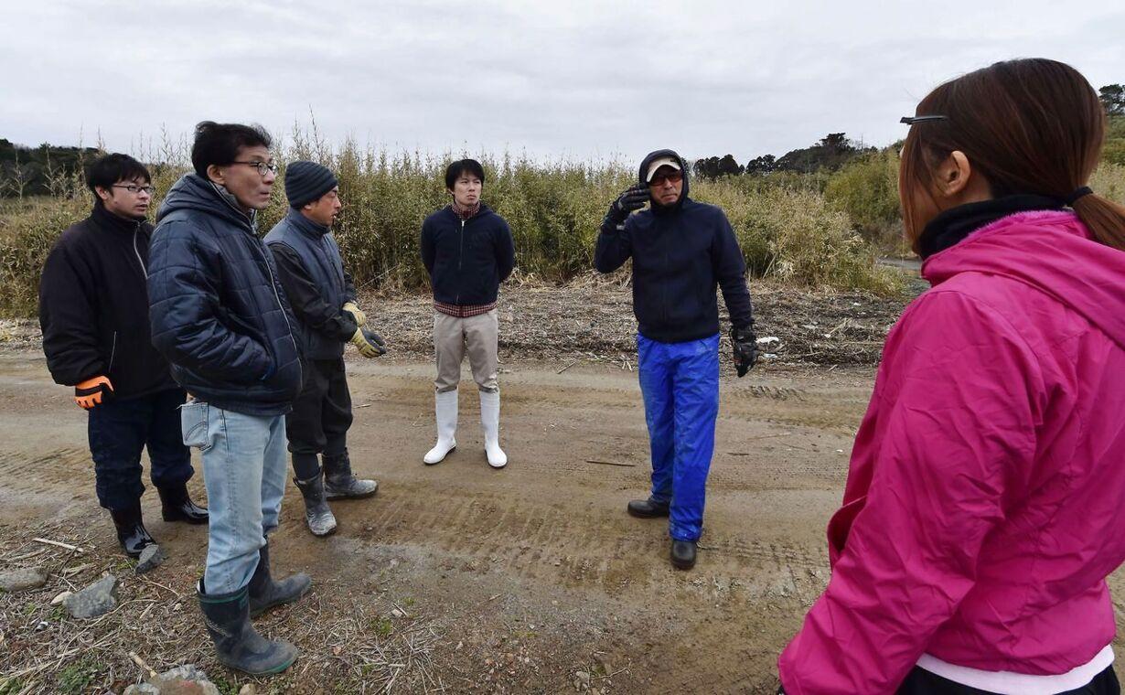 JAPAN-NUCLEAR-DISASTER-TSUNAMI-ANNIVERSARY