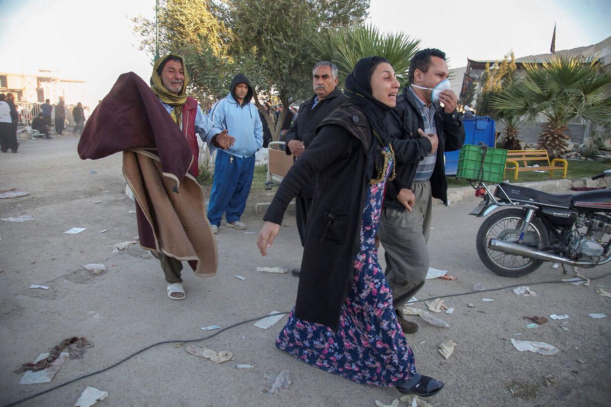 IRAQ-QUAKE/IRAN
