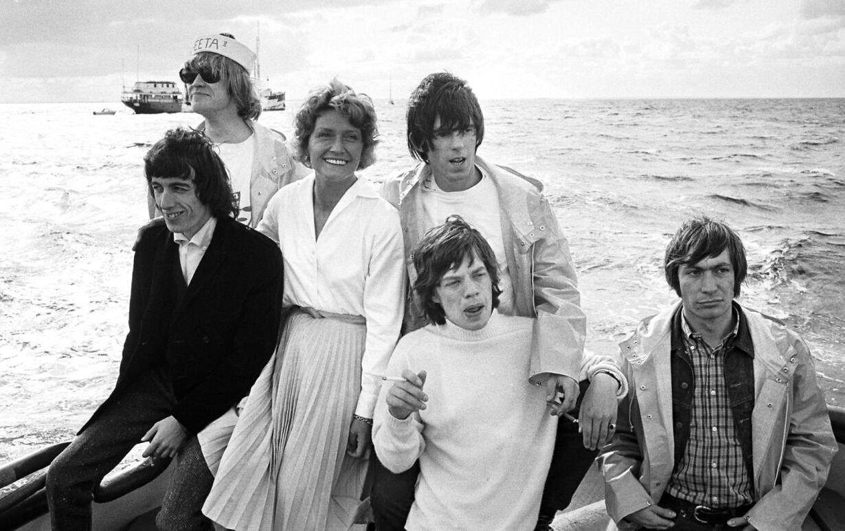 Charlie Watts fylder 75 år: Se billeder fra hans karrie med The Rolling Stones